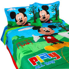 bedroom appealing disney mickey mouse clubhouse full comforter