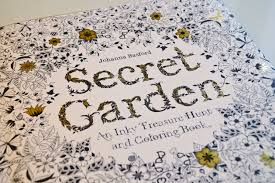 Secret Garden An Inky Treasure Hunt And Coloring Book Review Giveaway WINNERS ANNOUNCED