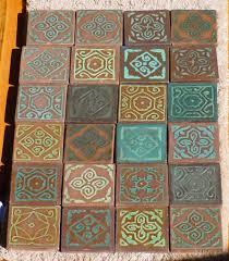 arts and crafts floor tiles gallery tile flooring design ideas