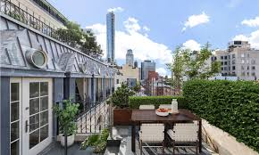 100 Tribeca Roof The Picnicperfect Terrace At This 10M Penthouse