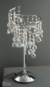 Crystal Table Lamps For Bedroom Lamps Inspire Ideas