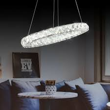 led kristall deckenle kronleuchter deckenleuchte wohnzimmer beleuchtung de