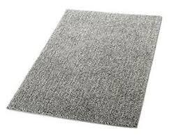 details zu ridder teppich melange 60x90 cm grau badezimmerteppich badvorleger vorleger