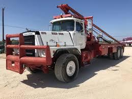 100 Truck Pro Tulsa 2002 Mack RD888SX POLE TRUCK T Auctions Online Xibid