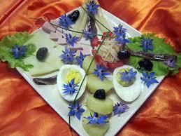 bourrache cuisine recette de bellerette d assiette aux fleurs de bourrache