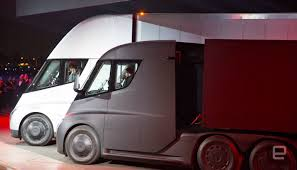 PepsiCo Pre-orders 100 Tesla Electric Semi Trucks Tesla Semi Receives Order Of 30 More Electric Trucks From Walmart Tsi Truck Sales Canada Orders Semi As It Aims To Shed 2019 Volvo Vnl64t740 Sleeper For Sale Missoula Mt Tennessee Highway Patrol Using Hunt Down Xters On Daimlers New Selfdriving Drives Better Than A Person So Its B Automated System Helps Drivers Find Safe Legal Parking Red And White Big Rig Trucks With Grilles Standing In Line Bumpers Cluding Freightliner Peterbilt Kenworth Kw Rival Nikola Lands Semitruck Deal With King Beers Semitrucks Amazing Drag Racing Youtube