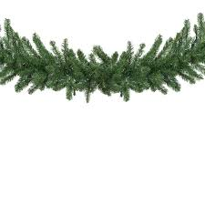 Artificial Douglas Fir Christmas Tree Unlit by Artificial Christmas Garland Douglas Fir Unlit Christmas Garland