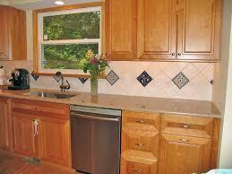 Accent Tiles For Kitchen Backsplash Accent Tiles In Backsplash Minimalist