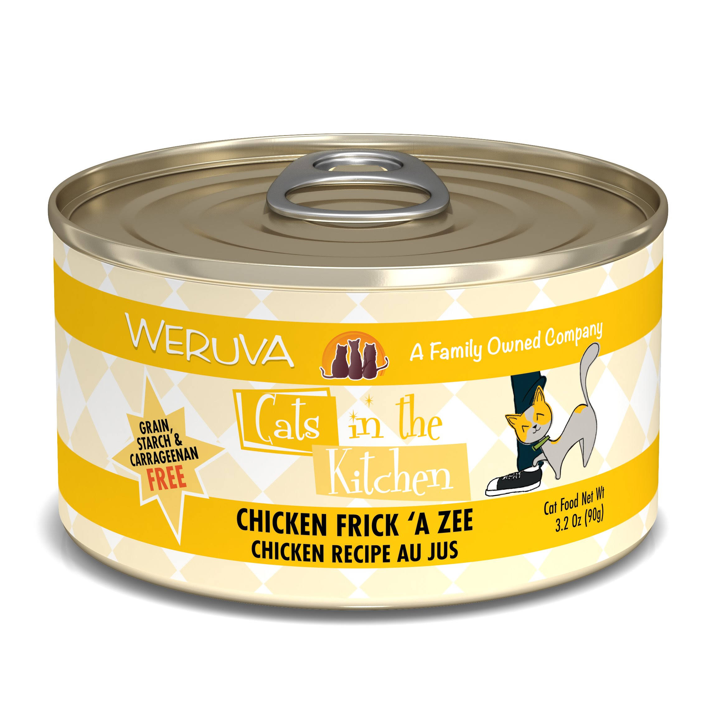 Weruva Cats In Kitchen Variety Canned Cat Food