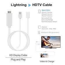 Lightning to HDMI Cable Adapter WEILIANTE Lightning Digital AV