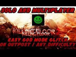 Killing Floor Patriarch Trophy by Killing Floor 2 Hard Trophy Easy Solo Outpost Glitch Speedrun