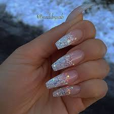 Best 25 Glitter nails ideas on Pinterest