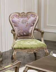 casa padrino luxus barock sessel lila grün silber 62 x 60 x h 103 cm wohnzimmer sessel mit blumenmuster edel prunkvoll