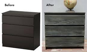Ikea Nyvoll Dresser Light Grey by Chalk Paint Vs Ikea Furniture Interiors To Inspire