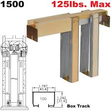 1500 Series Pocket Door Frames | Johnsonhardware.com | Sliding ... 42 X 84 Barn Doors Interior Closet The Home Depot Easy Operation With Pocket Lowes For Your Inspiration Sliding Glass Wood More Rustica Hdware Looking An Idea How To Build A Door Frame Click Here Cream Painted Wall Galley Kitchen Design Using Dark 1500hd Series Frames Johnsonhdwarecom Best 25 Doors For Sale Ideas On Pinterest Bedroom Closet Bypass Barn Door Hdware Timber Building Handles Rw Kits Images Ideas