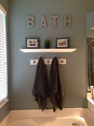Bathroom Design Rustic Wall Decor For Grey Green Gray Guest Gold