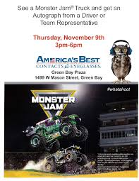 100 Monster Trucks Green Bay Americas Best Military Avenue Business Association