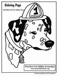 Keep Kids Fire Safe Page