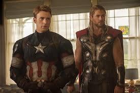 Avengers 2 Photos Iron Man Captain America Thor And Even War Machine