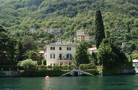 100 Villa In George Clooneys In Lake Como Italy
