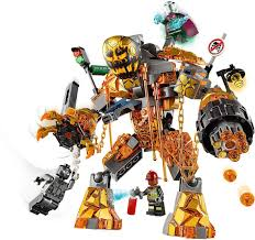 100 Lego Space Home 76128 SpiderMan Far From Molten Man Battle