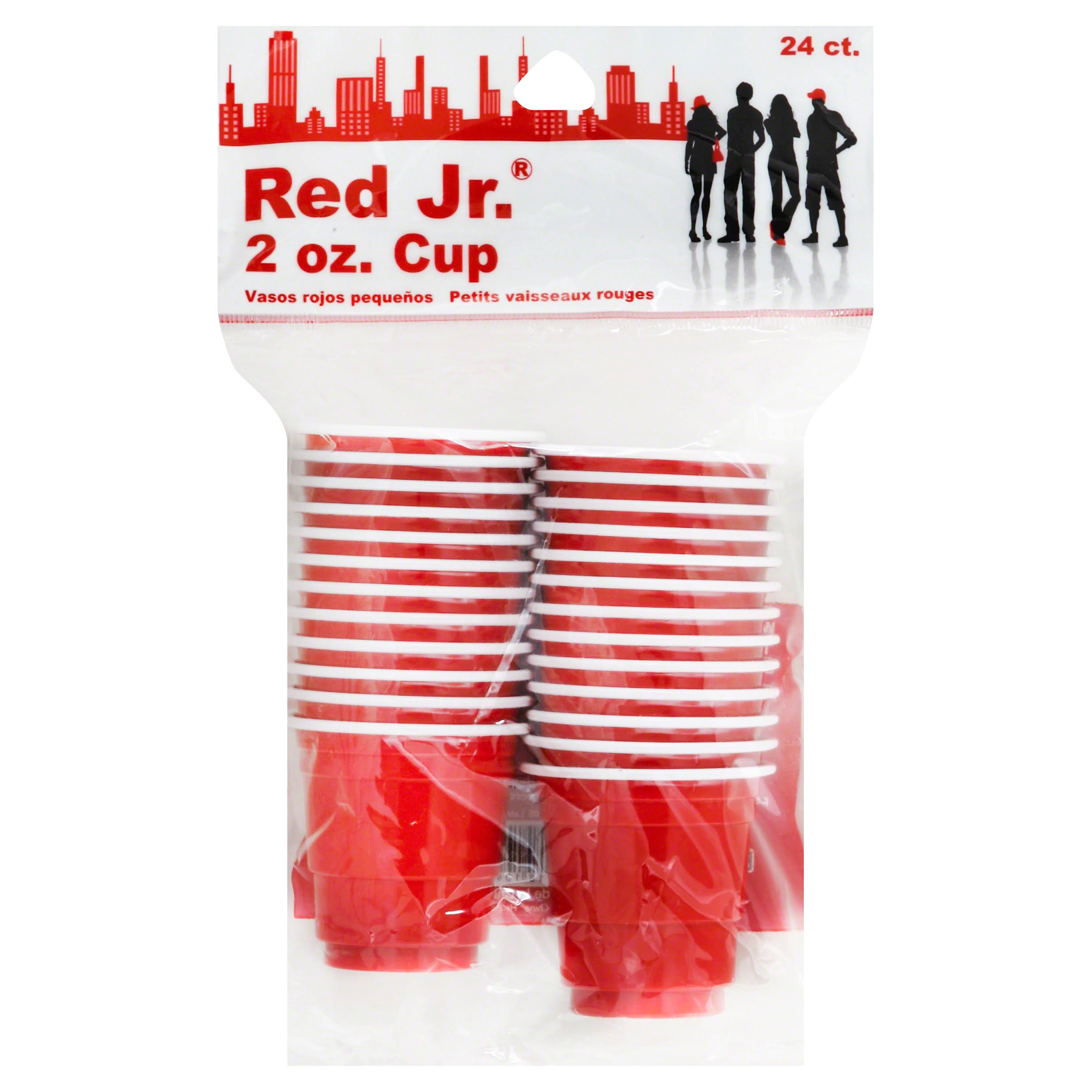 Red Jr Activity Pack - 24 pack