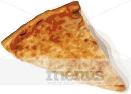 Cheese Pizza Clipart pizza slice clipart