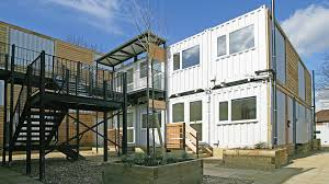 100 Recycled Container Housing Shipping Containers The Answer To Londons Housing Crisis