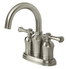 Ebay Bathroom Faucets Brushed Nickel by Pegasus 67113 8004 Verdanza Series Two Handle Lavatory Centerset