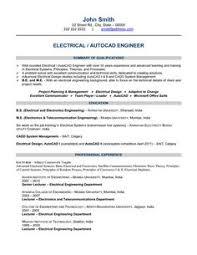 Engineering Resume Templates Sample Resumes For Freshers Engineers Word Format