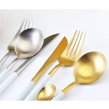 Hape Kitchen Set India by Online Buy Wholesale Luxury Cutlery Set From China Luxury Cutlery