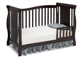 Toddler Bed Rails Walmart by Brookside 4 In 1 Crib Delta Children U0027s Products