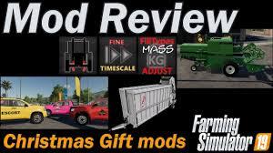 100 Usa Trucking Reviews Farming Simulator 19 Mod Review Filltype Mass Adjustment And