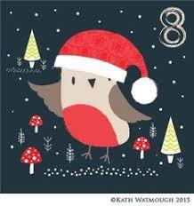 Ric Rac Dec 4th 1st Chrismas Cutie Christmas Cute Animal Log Cabin Trees