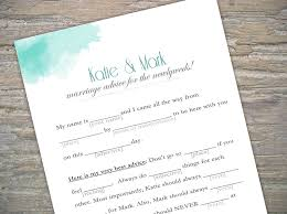 Printable Guestbook Alternative