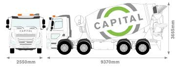100 Concrete Truck Dimensions London For Your Commercial Project Capital