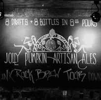 Jolly Pumpkin Artisan Ales by Jolly Pumpkin Artisan Ales