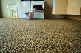 Epoxy Natural Stone Flooring Exceptional Tough Laundry Room Options Home Ideas 2 Slate Kitchen Floor