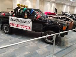 100 Truck San Francisco Martys Truck At 61st Annual Auto Show In San Francisco There Was