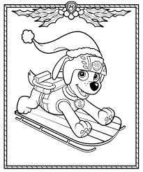 Paw Patrol Ryder Coloring Pages Page Image