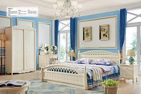 landhaus stil schlafzimmer komplett set holz bett schrank nachttisch 7tlg 6851