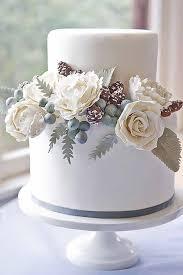 Best 25 Winter Wedding Cakes Ideas On Pinterest Rustic Cake