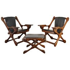Equipale Chairs Los Angeles by Mexican Lounge Chairs 48 For Sale At 1stdibs