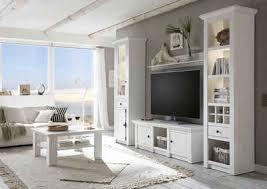 home affaire wohnwand california 4 tlg besteht aus 1 standregal 1 vitrine 1 lowboard 1 wandregal