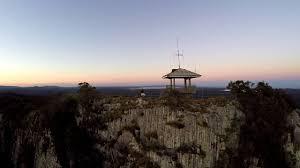 100 Mount Tinbeerwah Drone Test