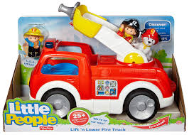 Buy Fisher Price Little People Lift N Lower Fire Truck Online At Low ... 2017 Mattel Fisher Little People Helping Others Fire Truck Ebay Tracys Toys And Some Other Stuff Price Trucks Looky Fisherprice Lift N Lower Toy By Station Complete With Car 500 In Ball Pit Ardiafm Vintage Fisher Price Truck Husky Helper 1983 495 Power Wheels Paw Patrol Battery Powered Rideon Toysonestar Price Little People Fire Rutherglen Glasgow Gumtree