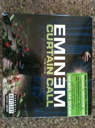 eminem curtains up tracklist 100 images eminem curtain call