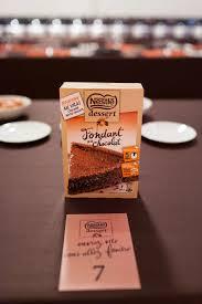 nestlé dessert les nouvelles préparations pour gâteaux avec du