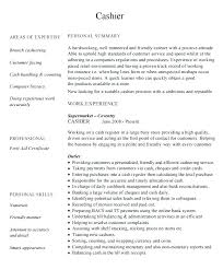 Examples Of Cashier Resume Sample Fast Food Restaurant Objective For