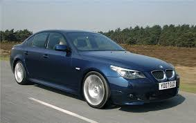 BMW 5 Series E60 2003 Car Review